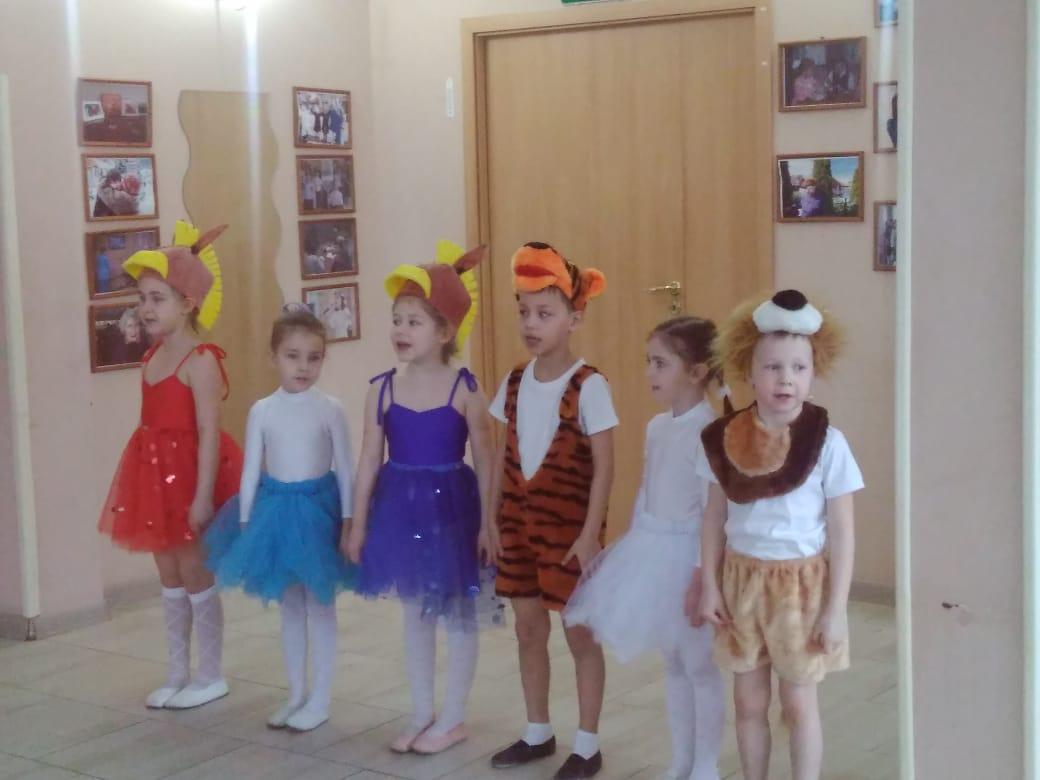 Концерт воспитанников детского сада ГДОУ