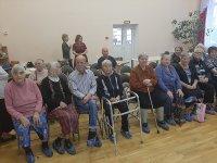 День пожилого человека. Праздничный концерт