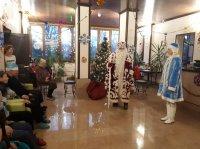 Новый год в пансионате Царское Село