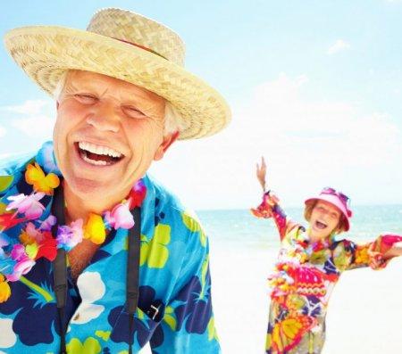 Как бесплатно организовать отдых пенсионерам