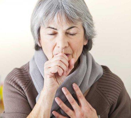 Хронический бронхит у пожилых людей