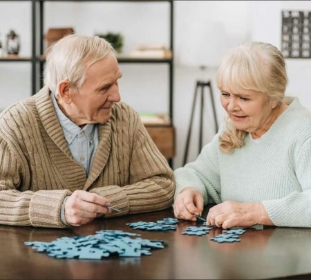 Упражнения для улучшения памяти в пожилом возрасте