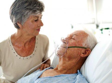 Отек легких у пожилых людей