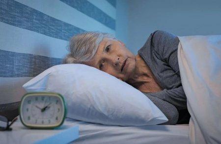 Нарушение сна у пожилых людей