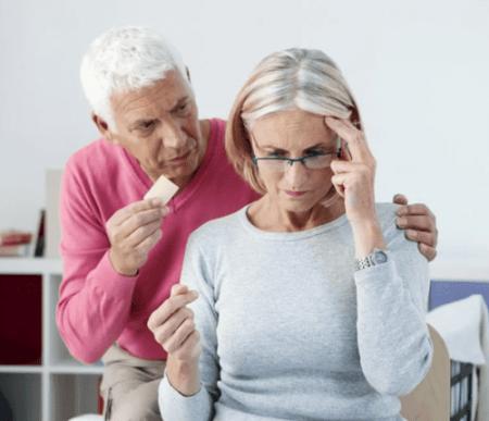 Когнитивные изменения в пожилом возрасте