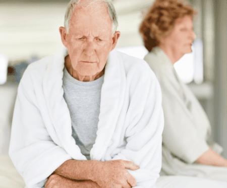 Психические отклонения в престарелом возрасте
