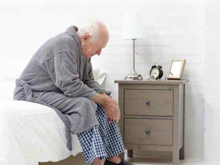 Синдром хронической усталости у пожилых людей