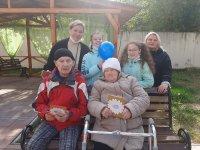 Ученики и преподаватели ГБОУ Школы № 246 поздравили с 1 октября