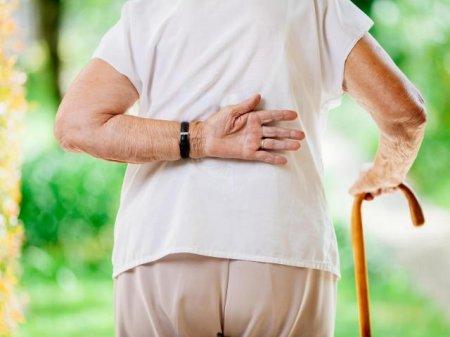 Радикулит у людей пожилого возраста